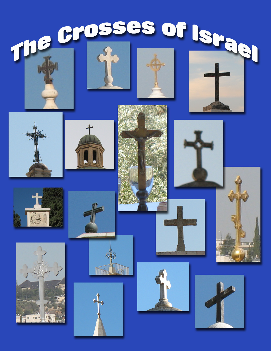 Photo of Crosses in Israel